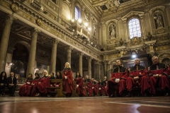 Cerimonia Associativa 28 Maggio 2016 - Basilica di San Silvestro e Martino