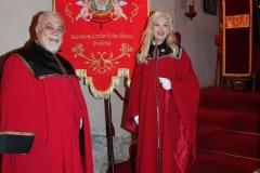 Cerimonia Associativa 6 Dicembre 2014 -  Chiesa di San Silvestro in Tivoli