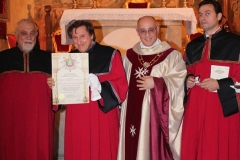 Cerimonia Associativa 6 Dicembre 2014 - Consegna dei diplomi