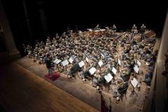 Concerto della Banda Musicale della Guardia di Finanza in occasione del decennale  di Fondazione dell'Associazione