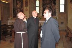 Visita ufficiale del Rettore della Delegazione  Veneta 27 Aprile 2011