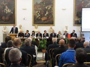 """Read more about the article Successo in Campidoglio per il Convegno la """"Nobiltà Civica e di Funzione"""""""