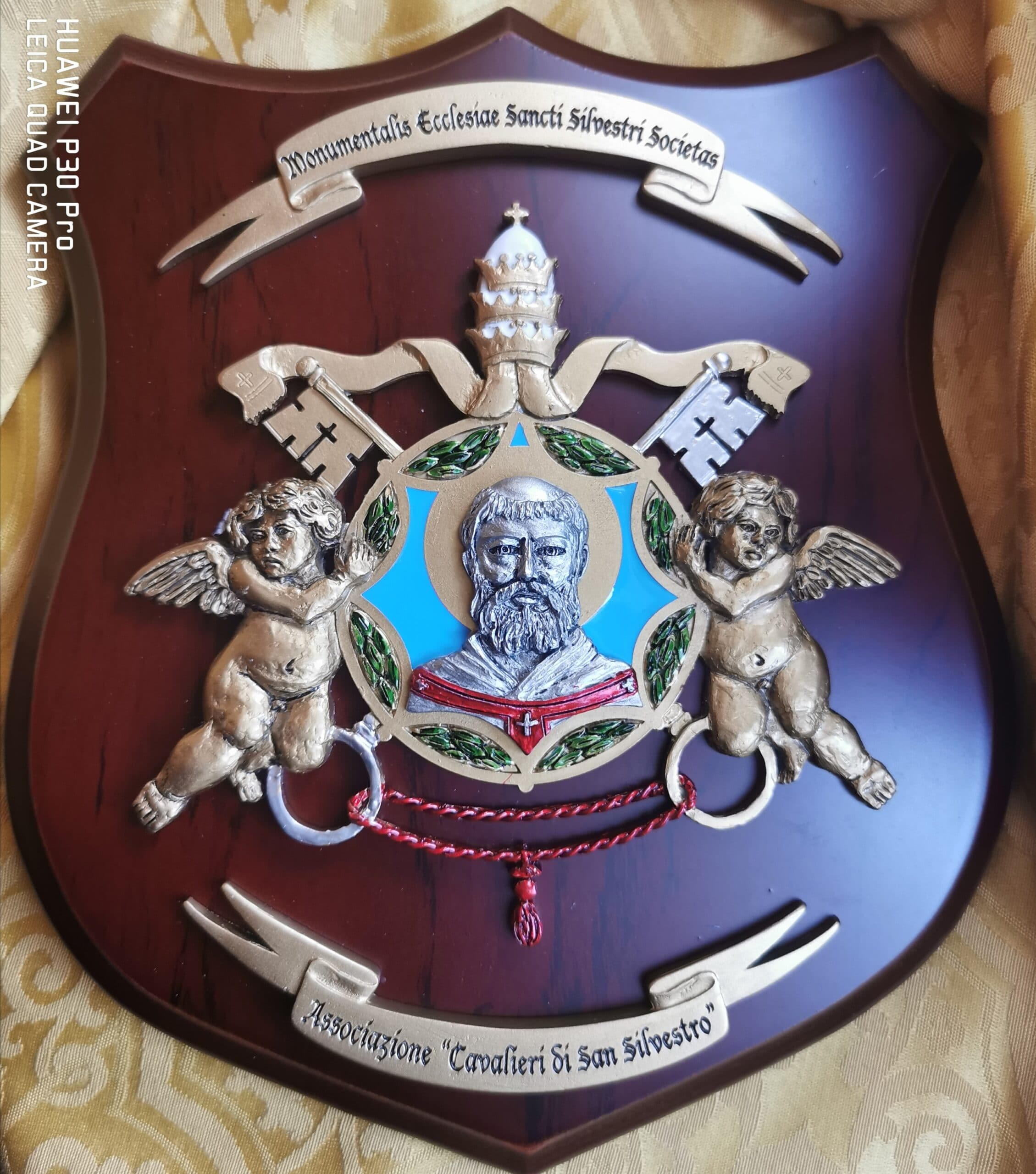 You are currently viewing Australia: consegna crest associativi