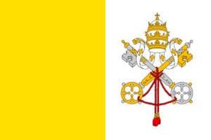 Read more about the article Perché la bandiera della Città del Vaticano è bianca e gialla?