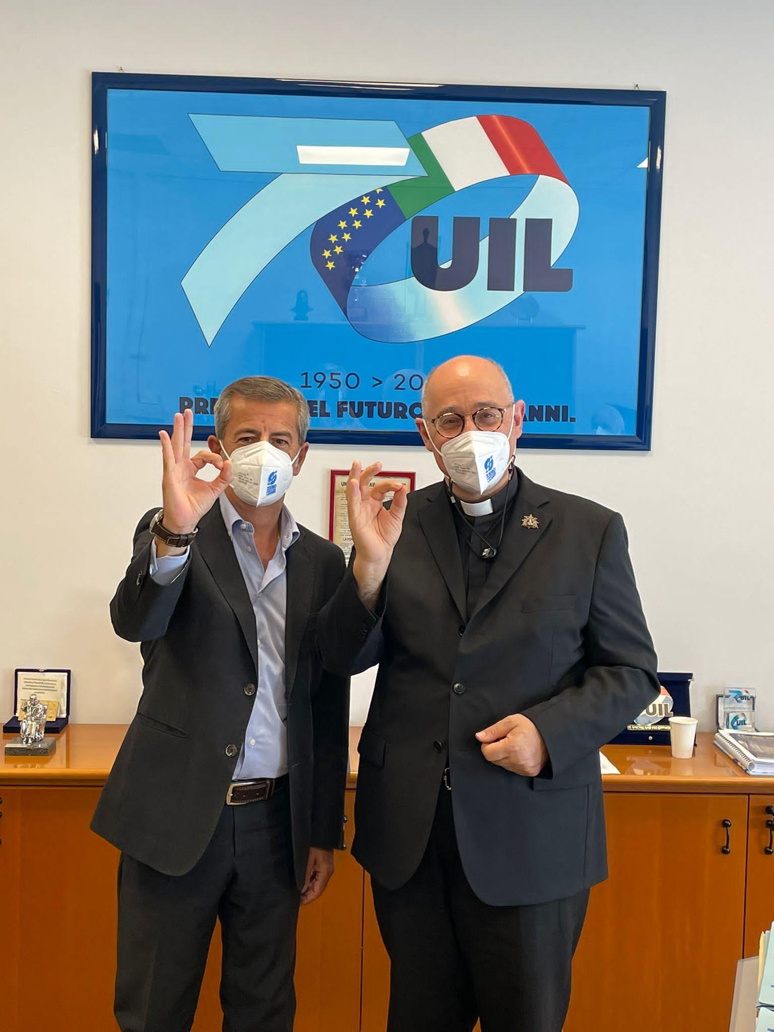 You are currently viewing UIL: la vita che va tutelata!