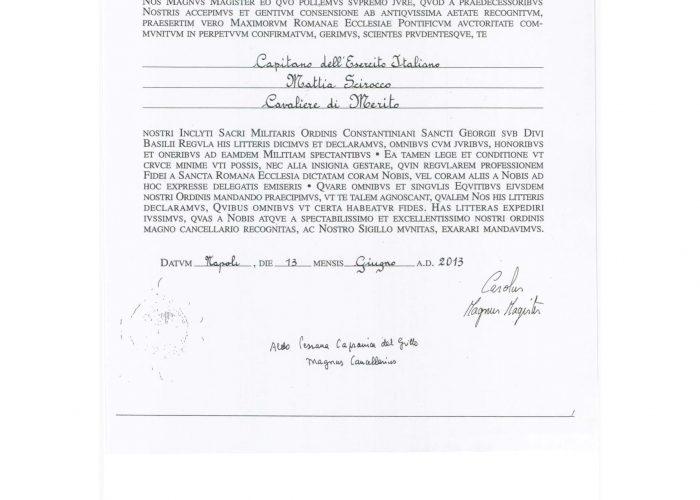 Diploma-di-Cavaliere-di-Merito-del-Sacro-Militare-Ordine-Costantiniano-di-San-Giorgio-Ten.Col_.-SCIROCCO_page-0001